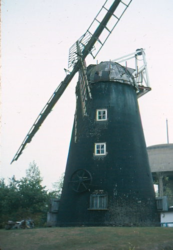 Picture of the Mill in 1976